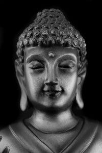 The Buddha...seek what he sought.